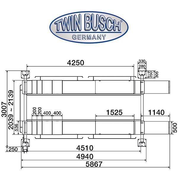 Twin Busch TW 445_product_product
