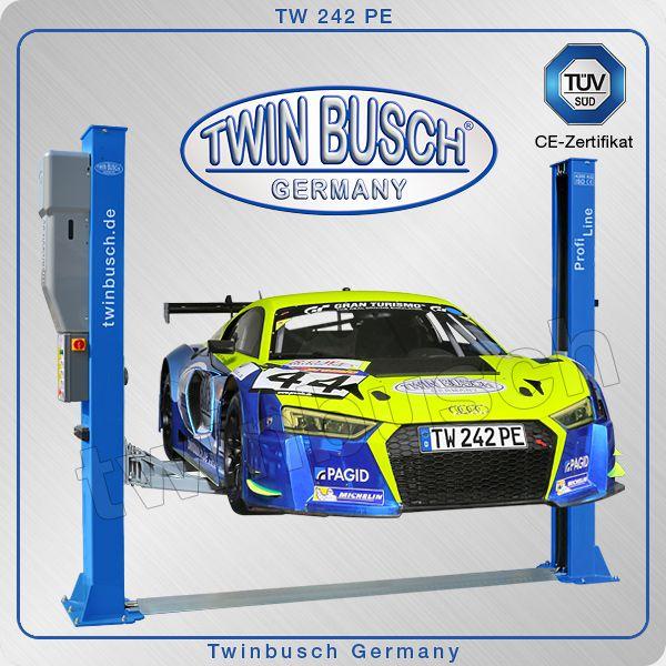 Podnośnik dwukolumnowy Twin Busch TW 242 PE